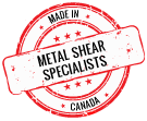 Metal Shear Specialists